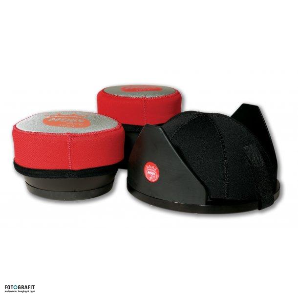 Neoprene protection cap for Flat port