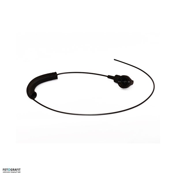 Optical cable - 43cm (for Inon flash)