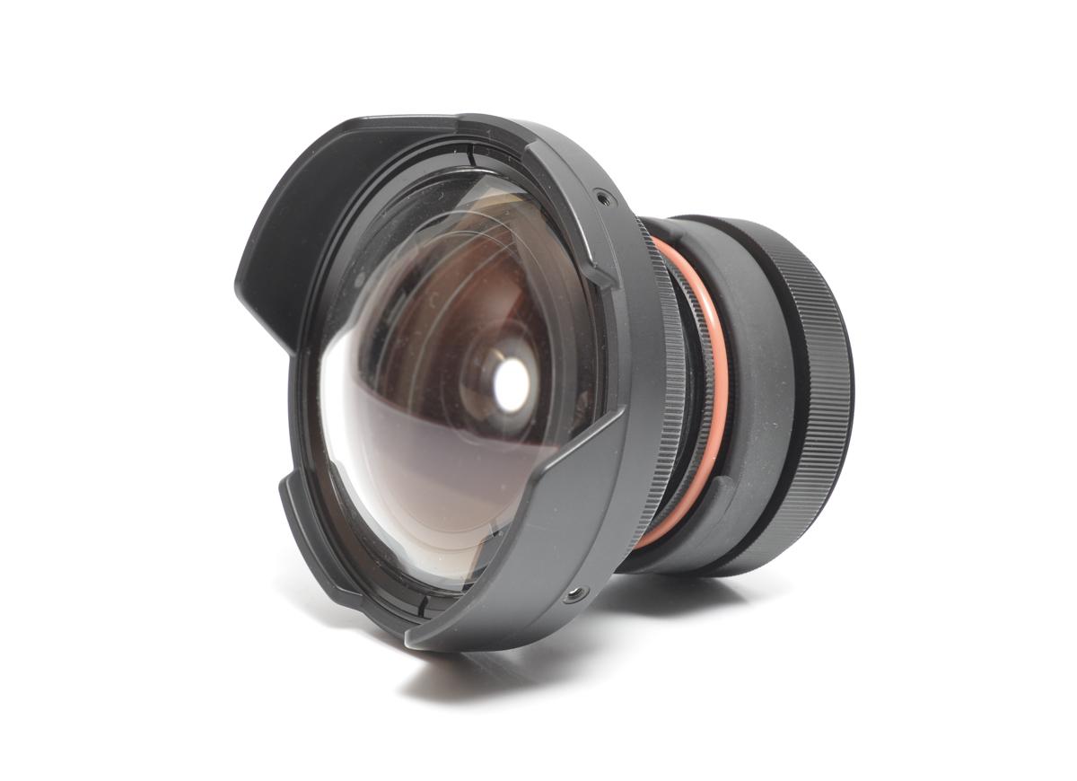 Redeye filter for fantasea housings for Fish eye camera