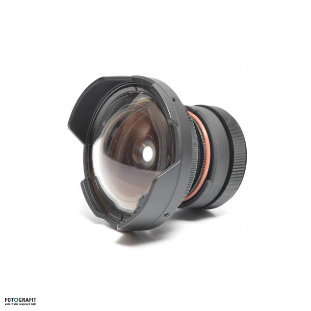 Inon extreme fisheye lens kit S100