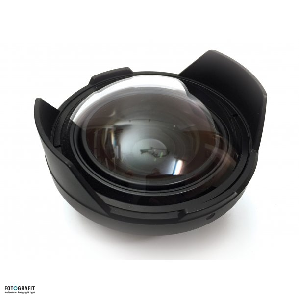 Inon extreme fisheye lens kit H100