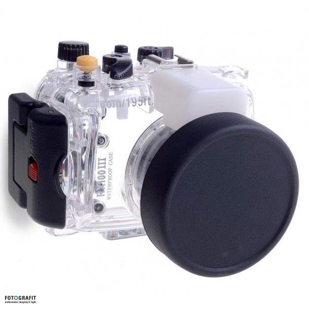 Meikon Housing for Sony RX100 III
