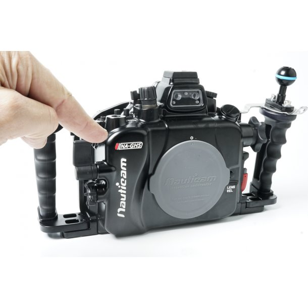 NA-GH5 Housing for Panasonic Lumix GH5 Camera