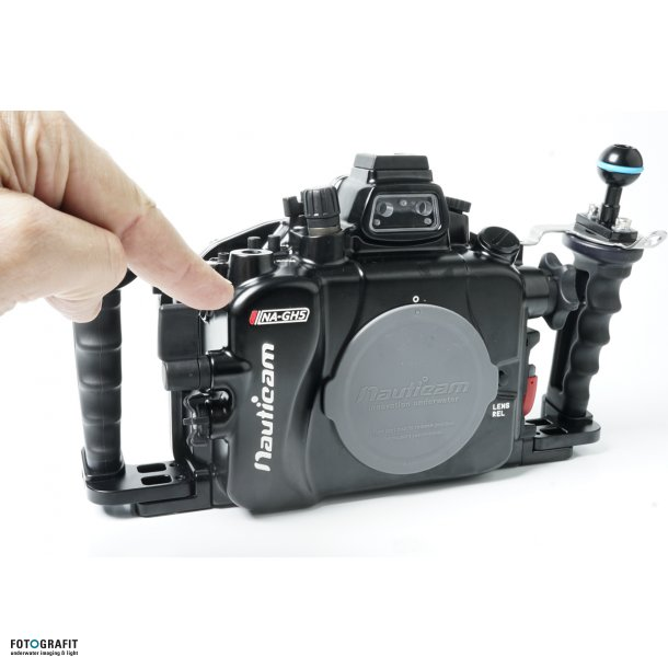 NA-GH5 Housing for Panasonic Lumix GH5/GH5S Camera