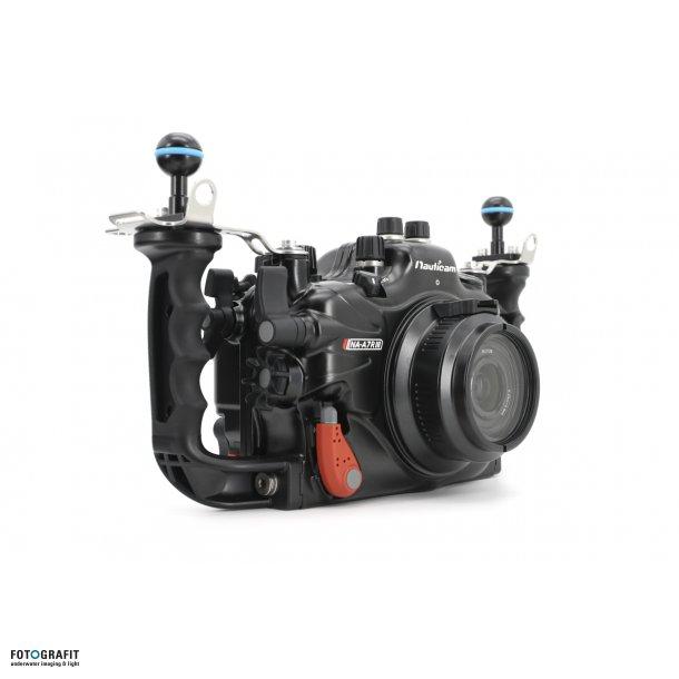 NA-A7RIII Housing for Sony A7R III Camera