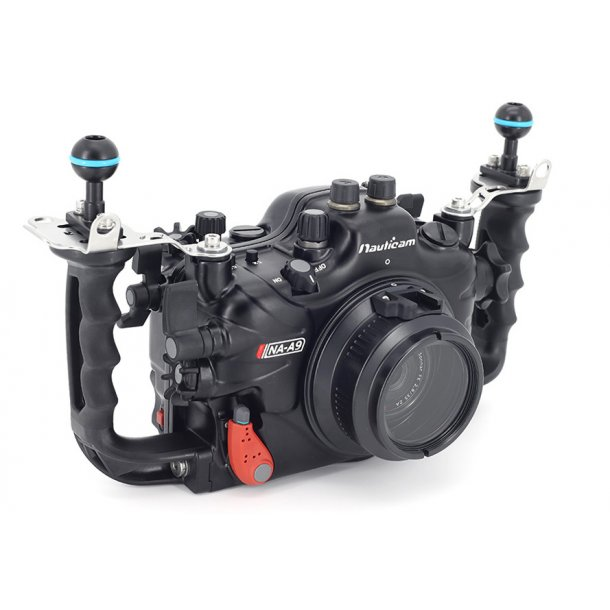 Nauticam A9 Housing for Sony A9 Camera