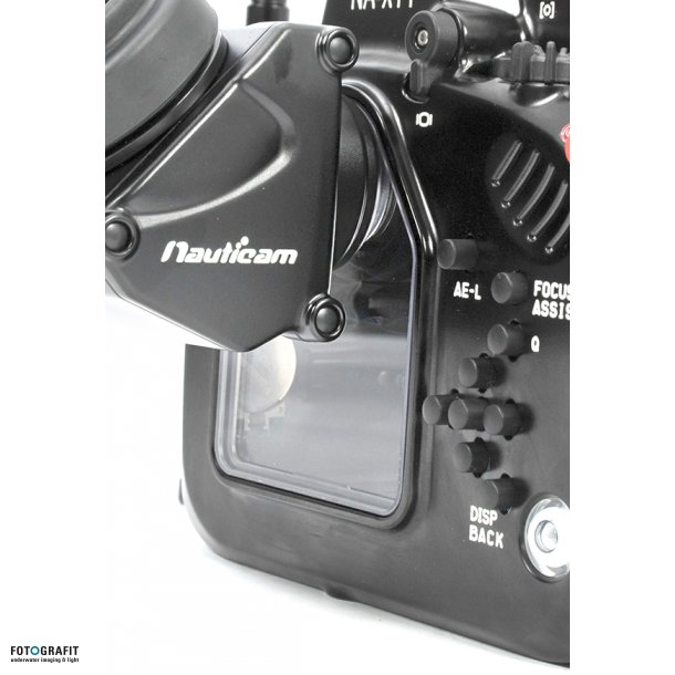 NEX6 LCD window for Nauticam enhanced viewfinders