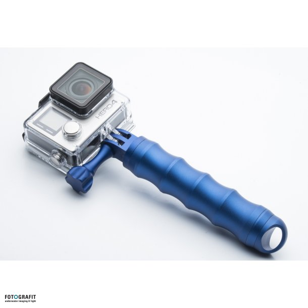 Sharkhon Handgrip with GoPro mount and ring