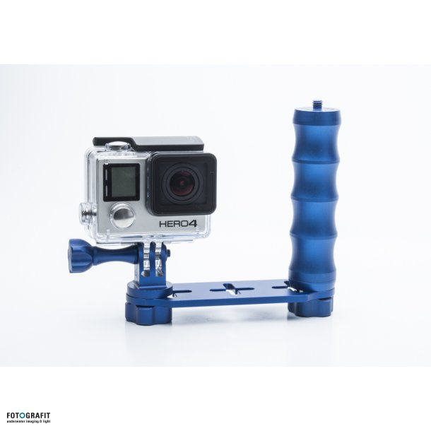 KIT Sharkhon Tray and handle with GoPro mount