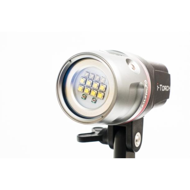 I-Torch Venom 50 (5000 lumens) with remote (optional)