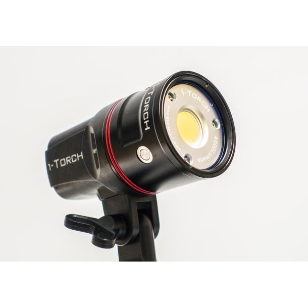 I-Torch Venom c92 (CRI 92-4000 lumens)