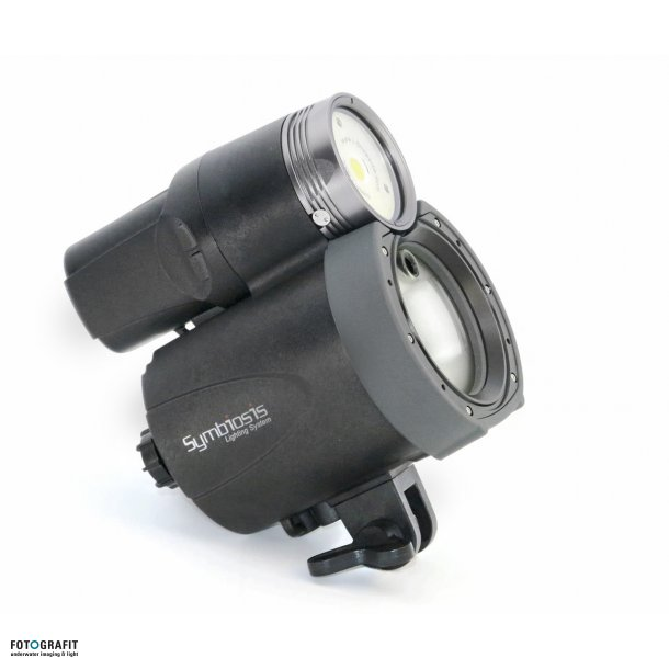 Symbiosis Lighting System SS-2R (4000 lumen head)