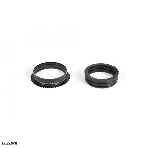 P1232-Z zoom gear for Panasonic LUMIX G VARIO 12-32mm F3.5-5.6 ASPH. MEGA O.I.S.