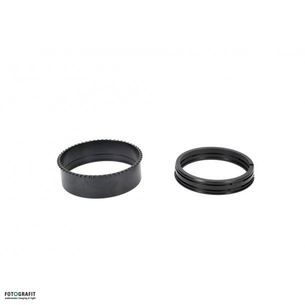 CMEF815-Z for Canon EF-EOS M adaptor and EF 8-15mm f/4L Fisheye USM zoom gear