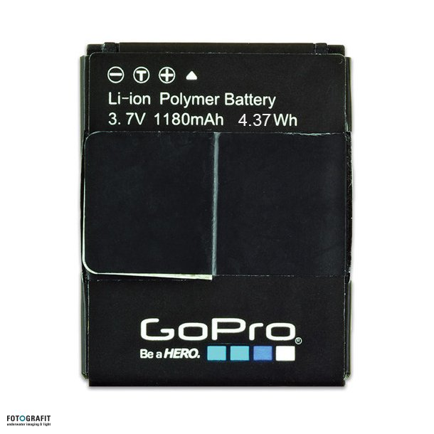Rechargeable Battery for HERO3
