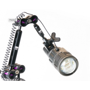 Flash Light and Arm packages